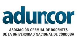 ✅ Aduncor - Asociación Gremial de Docentes de la Universidad Nacional de Córdoba